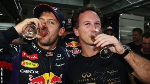 Formula 1: Sebastian Vettel rivals 'encouraged booing'