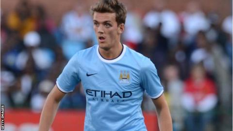 Wales and Manchester City Emyr Huws
