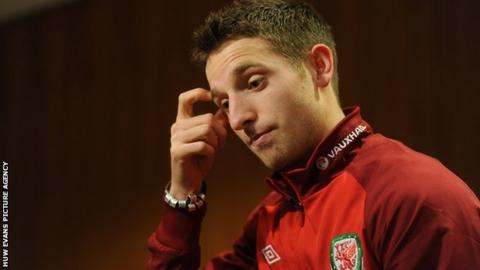 Wales Joe Allen