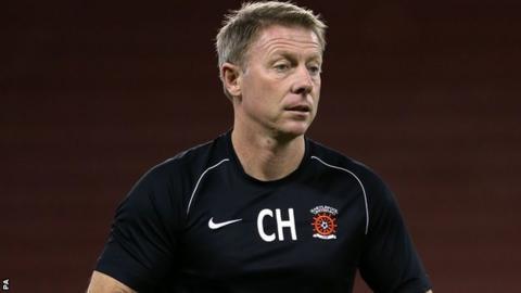 Hartlepool assistant manager Craig Hignett