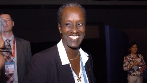 Lydia Nsekera