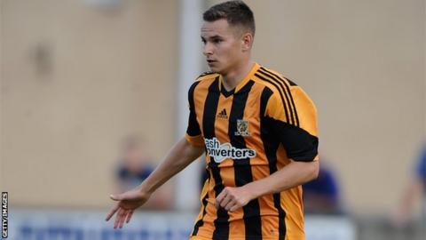 Hull defender Conor Townsend