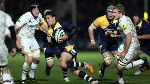 Worcester v Leicester, LV=Cup, Sixways