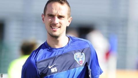 Bristol Academy WFC manager Mark Sampson
