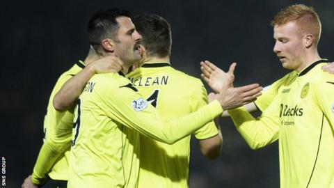 St Mirren beat Ross County 2-1 on Sunday