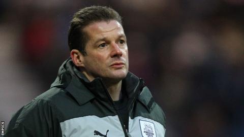 Stevenage manager Graham Westley