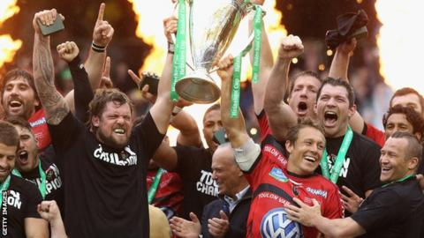 Toulon win the Heineken Cup