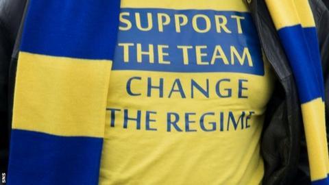 Kilmarnock fan t-shirt