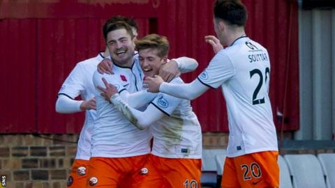 Dundee United sit fourth in the Premiership