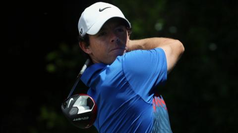 Rory McIlroy's dramatic Australian Open triumph was his first tournament win of 2013