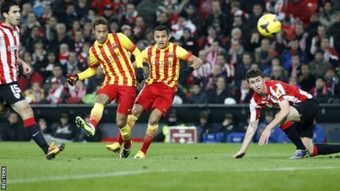 Barcelona miss
