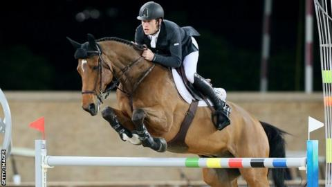 Scott Brash on Hello Sanctos