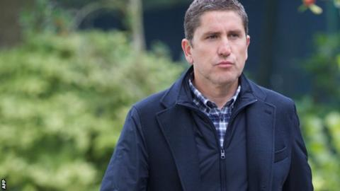 New Real Betis coach Juan Carlos Garrido