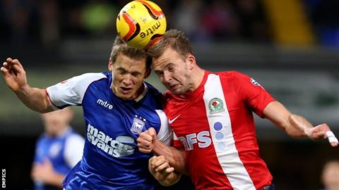 Ipswich v Blackburn