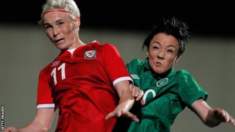Wales captain Jessica Fishlock