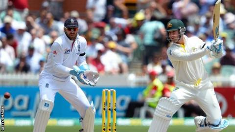 Michael Clarke hits out