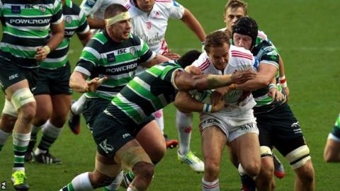 London Irish v Stade Francais