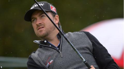 Graeme McDowell finished with a 69 at the World Challenge in California
