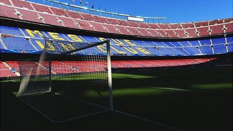 Barcelona consider leaving Nou Camp