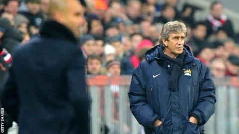 Champions League: Man City boss Pellegrini confusion after win