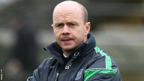 Former Fermanagh manager Peter Canavan