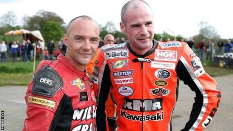 Keith Amor and Ryan Farquhar