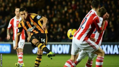 Jake Livermore for Hull City
