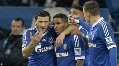 Schalke's Jefferson Farfan