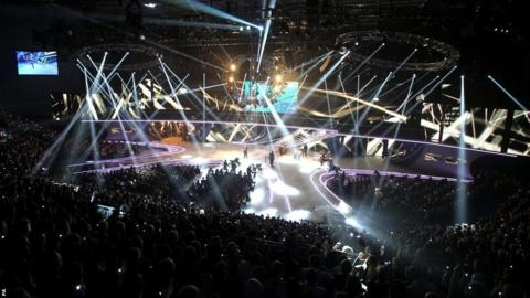 BBC Sports Personality of the Year takes place in Leeds