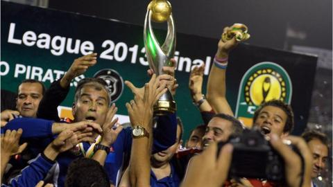 2013 Champions League winners Al Ahly