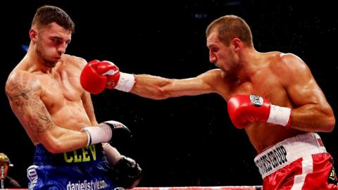 Nathan Cleverly lost his WBO light-heavyweight title and unbeaten professional record against Sergey Kovalev in August.