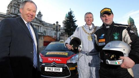 The Circuit of Ireland is back on the calendar