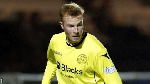 Newcastle United midfielder Conor Newton