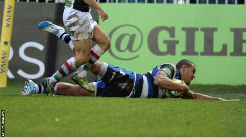 Bath v Harlequins