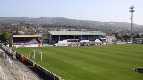 Bath City's Twerton Park
