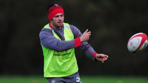 Wales and Lions star Leigh Halfpenny