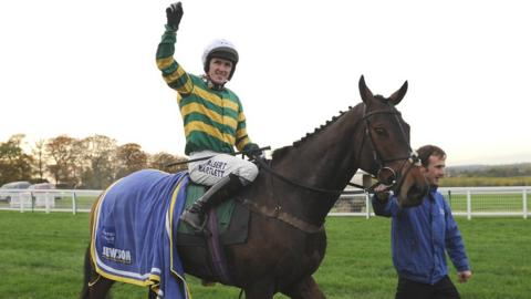 AP McCoy became the first jump jockey to ride 4,000 winners when the County Antrim man triumphed on Mountain Tunes at Towcester in November