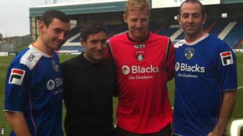 New Oldham signings