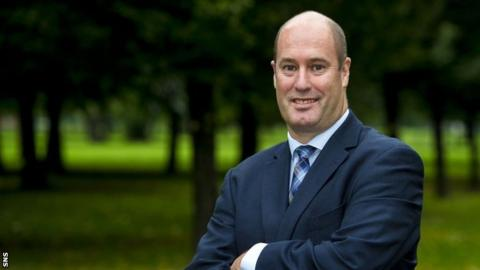 Glasgow 2014 chief executive Jon Doig