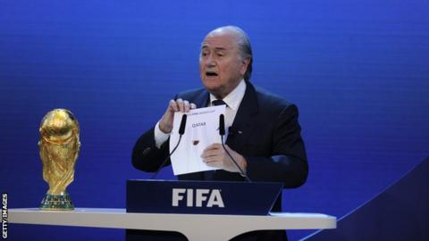 Fifa: No decision made on 2022 Qatar World Cup move