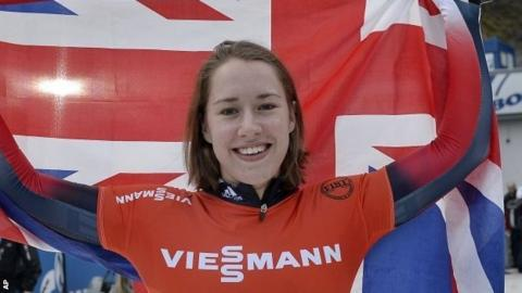 Lizzy Yarnold
