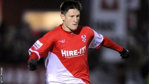 Joe Lolley, Kidderminster Harriers striker