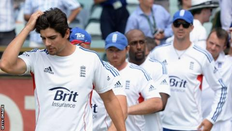 Former ECB chairman Lord MacLaurin suggests an overhaul of English county cricket is needed after Ashes defeat.