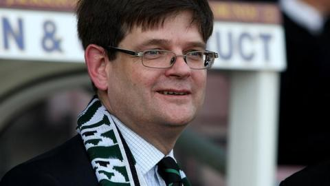 Plymouth Argyle owner James Brent