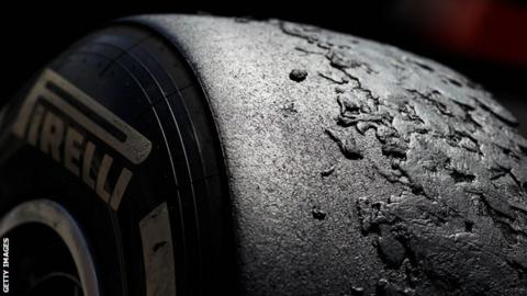 Shredded tyre