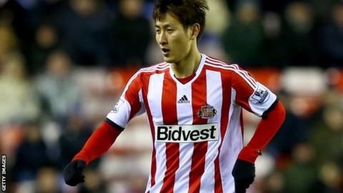 Ji Dong-Won of Sunderland