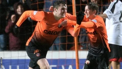 John Souttar and Ryan Gauld
