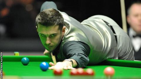 McGill Stuns Reigning World Champion Mark Selby Former Higgins Trails Ding Bingham Leads 2006 Graeme Dott