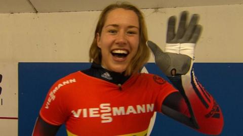 World Cup leader Lizzy Yarnold