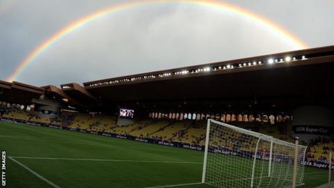 Monaco's Stade Louis II